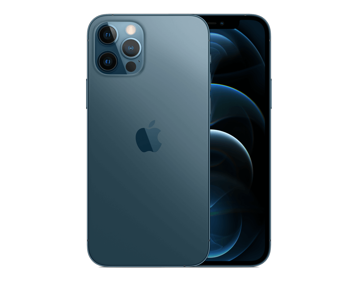 iPhone 12 Pro Pacyfic Blue