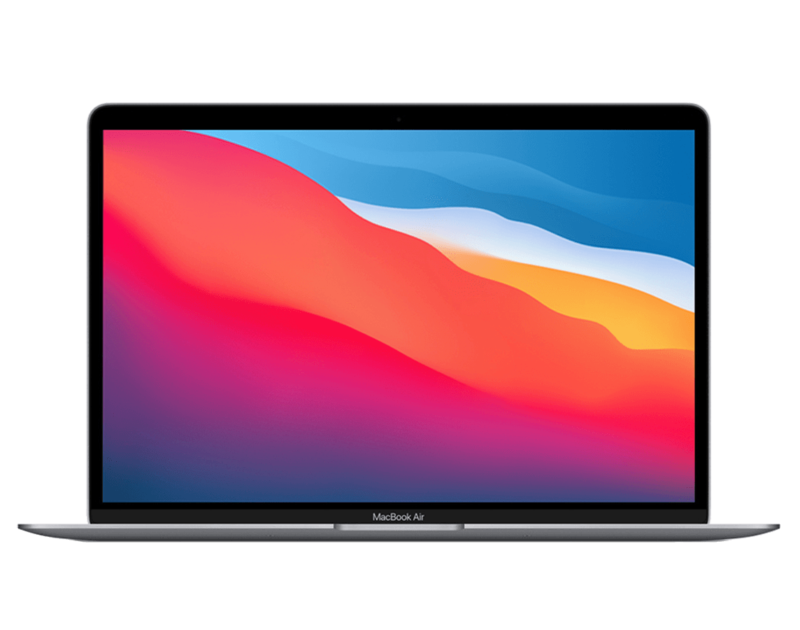 MacBook Air z chipem Apple M1