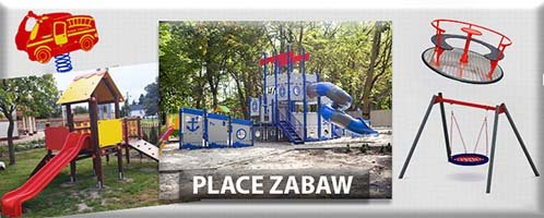 Place zabaw