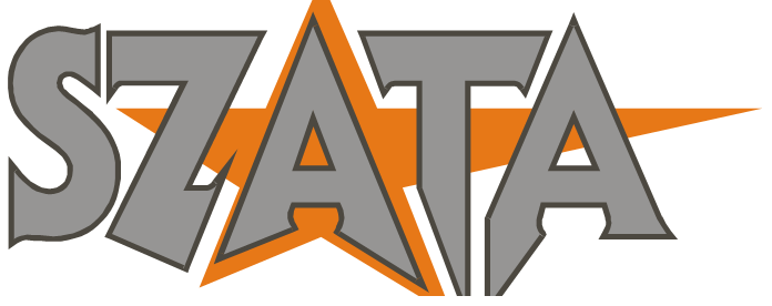 Szata logo, producent