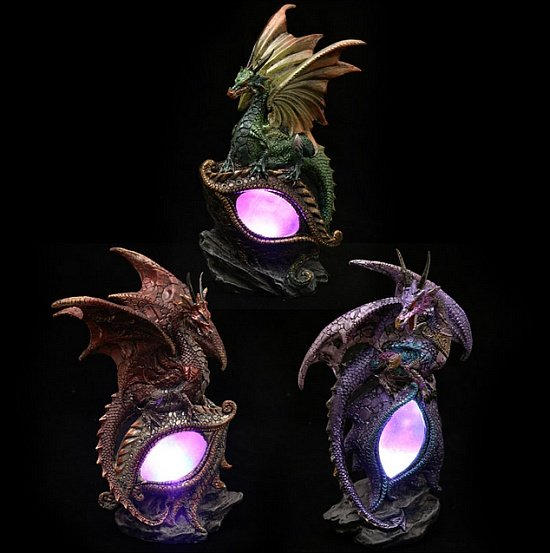 dragon eye figurka fantasy smoka smocze oko