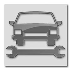 Projekty warsztatów samochodowych.