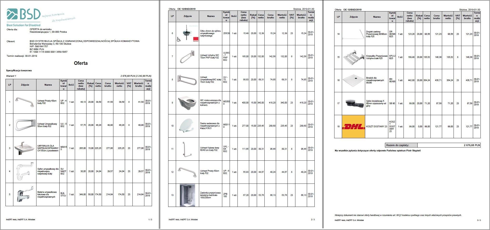 Bsd Likwidacja Barier Architektonicznych I Technicznych