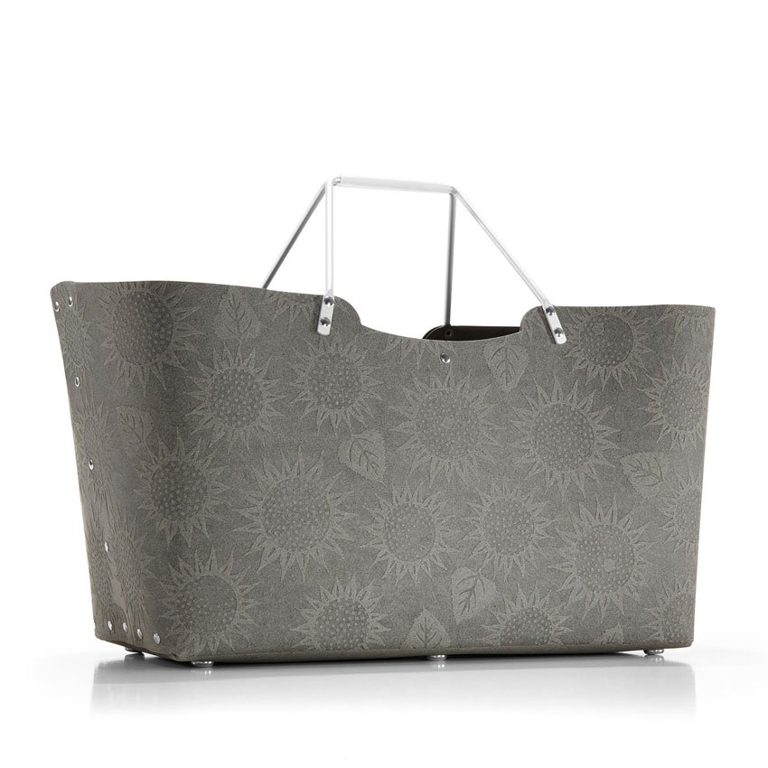 Torba na zakupy Umbrashopper broad kolor Grey, firmy Reisenthel