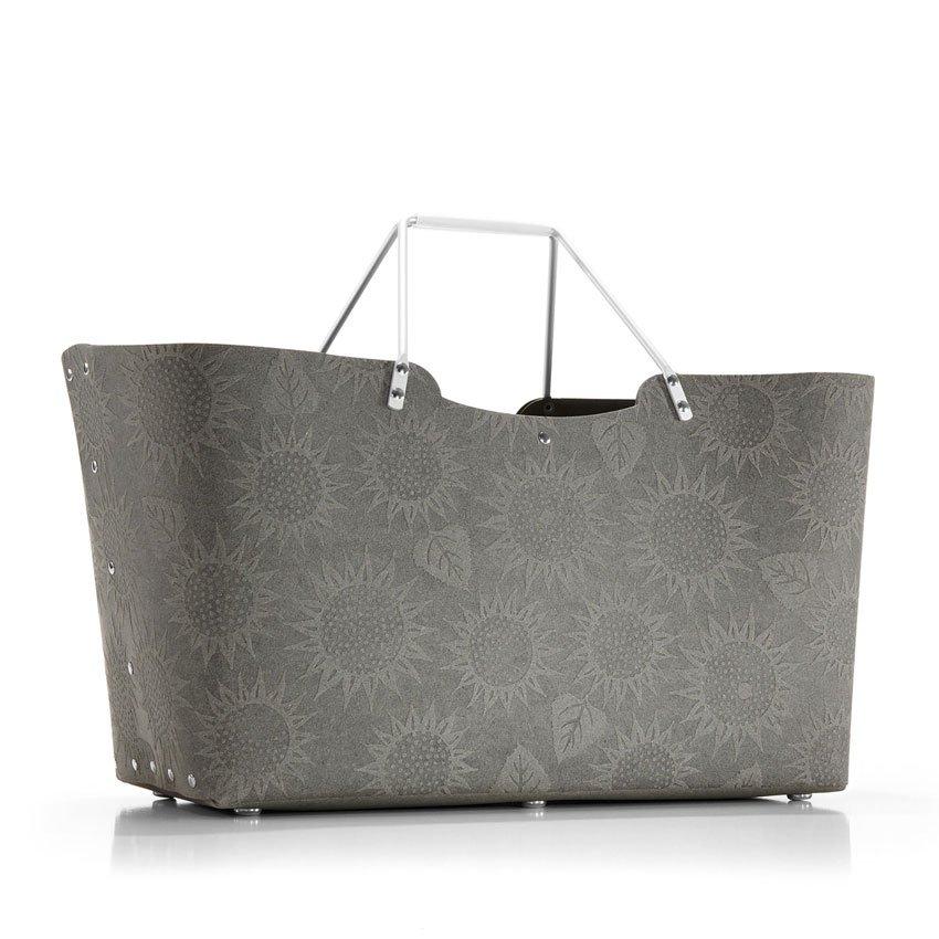Torba na zakupy Umbrashopper broad kolor Grey, firmy Reisenthel