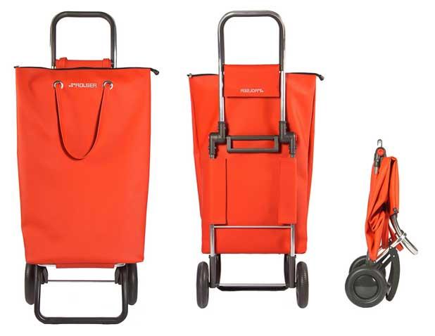 Składany wózek na zakupy Rolser Logic RG