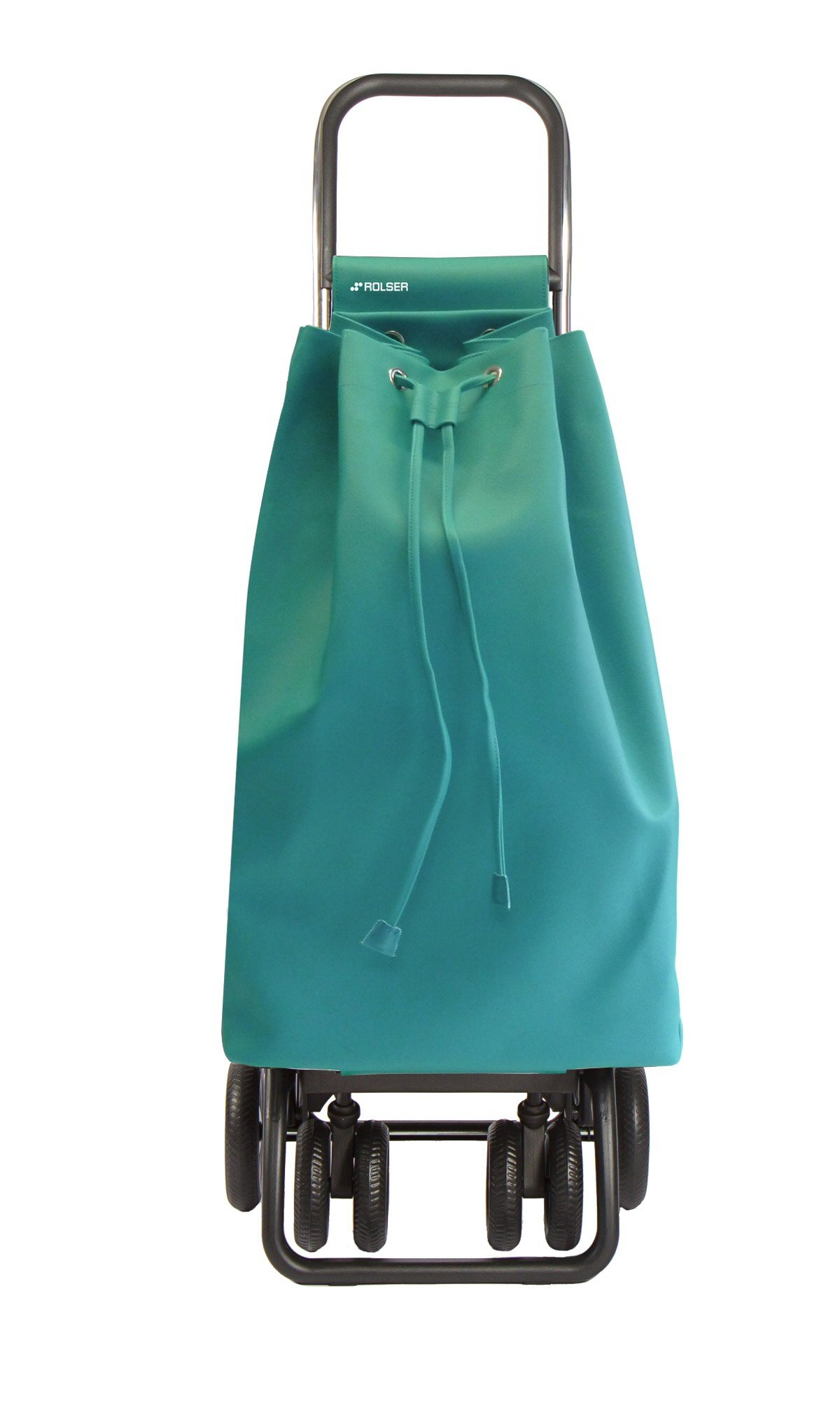 Składany i pchany wózek na zakupy Rolser Logic Tour Ecomaku