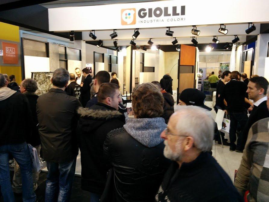 Giolli na targach w Monachium 2016 -7