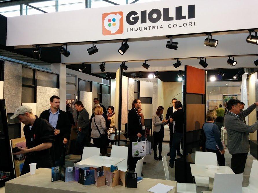 Giolli na targach w Monachium 2016 -9