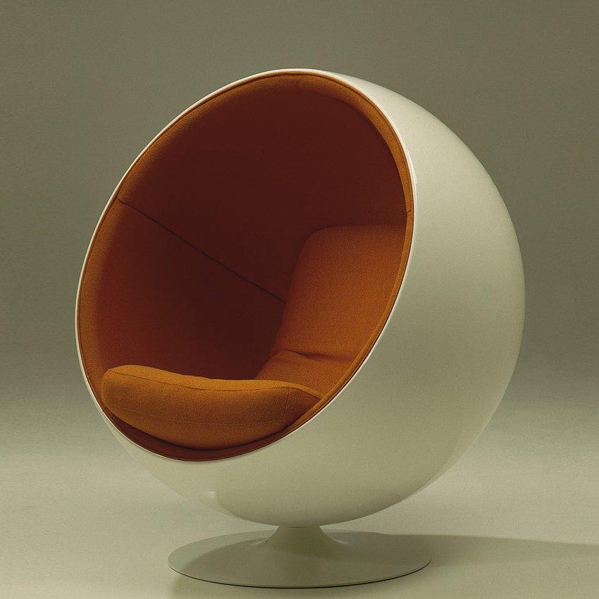 Ball Chair - ikona designu Eero Aarnio