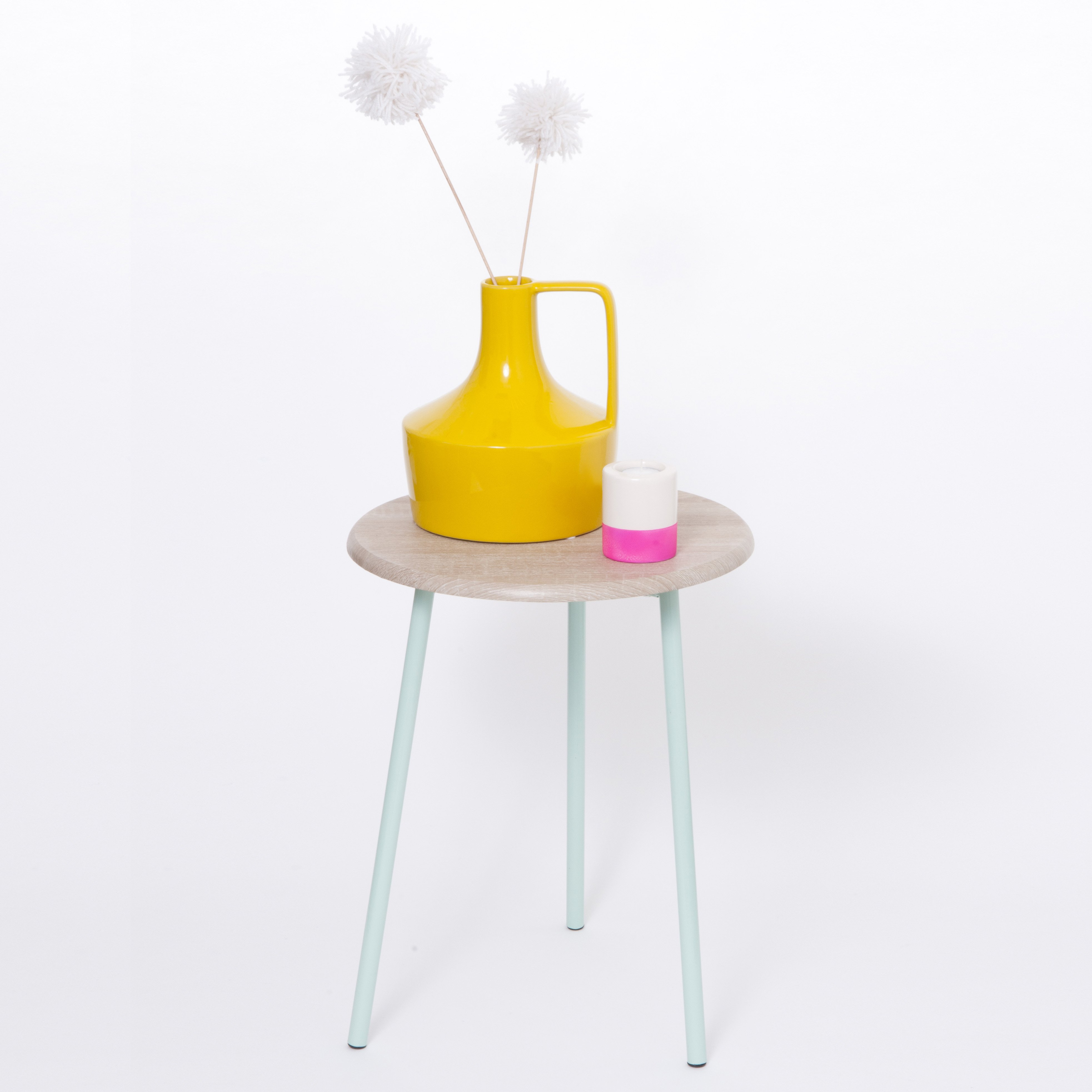 Designerski stolik Side Table Pt