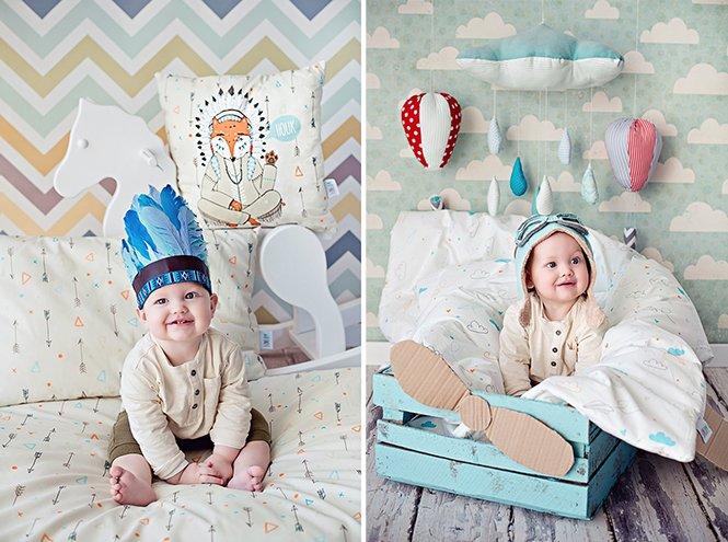 pościele i poduszki dziecięce Lovely