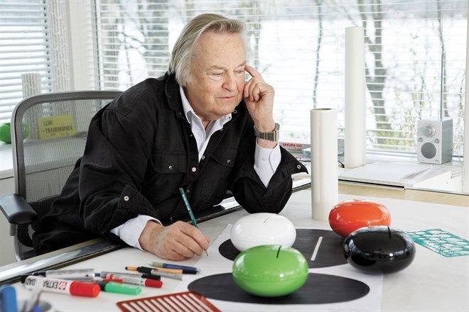 Eero Aarnio - światowej sławy designer
