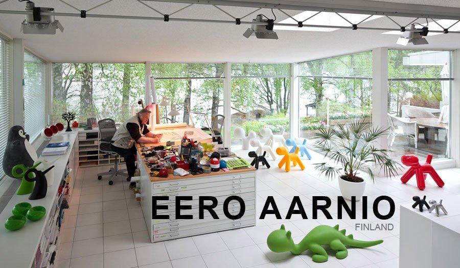 designerskie krzesła XX wieku Eero Aarnio