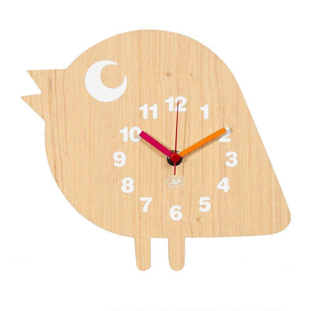 Zegar ptaszek do pokoju dziecięcego