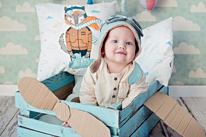 Słodkie pościele i poduszki dziecięce Lovely