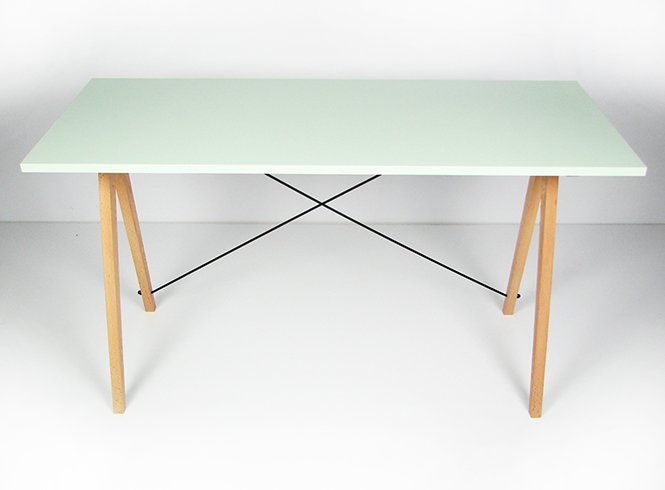 Nowoczesne minimalistyczne biurko Slim Minko