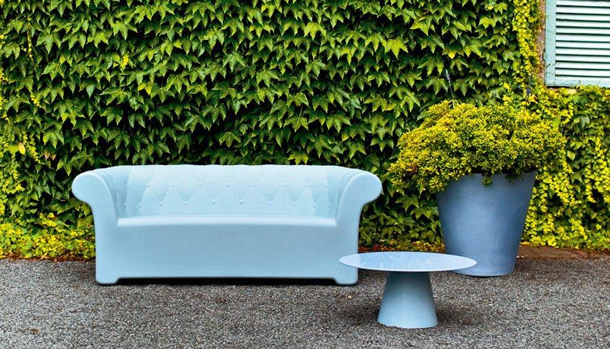Meble ogrodowe w stylu angielskim Siechester Serralunga