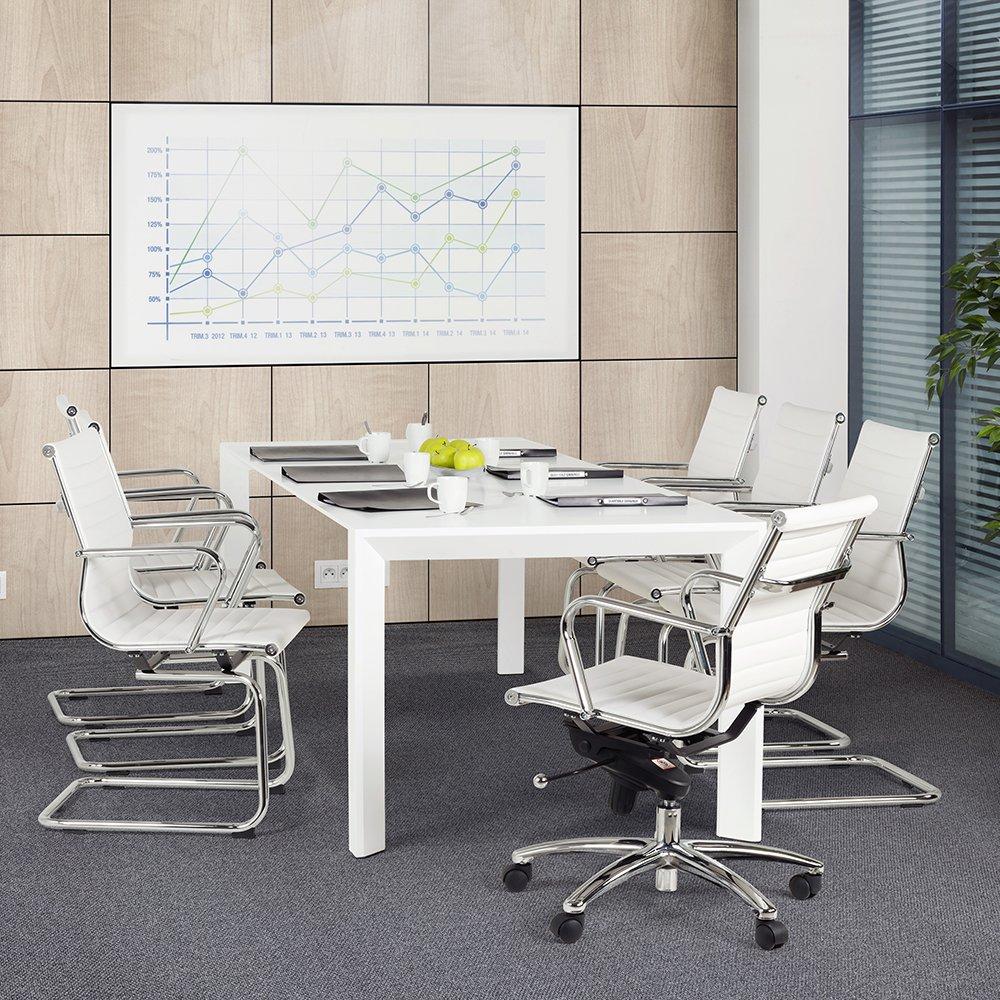 Nowoczesne krzesła biurowe Kokoon Design