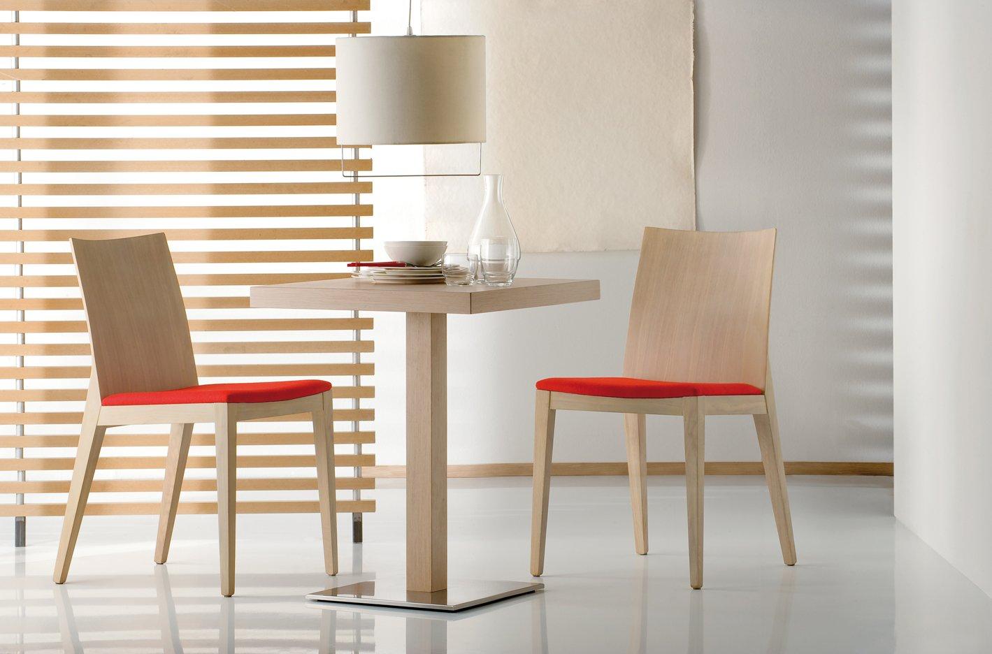 Kolorowe krzesła Twig