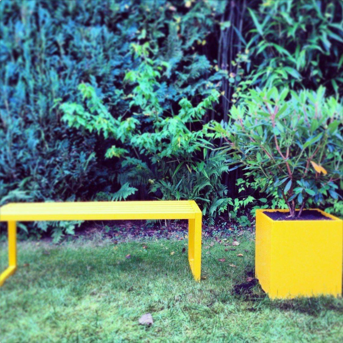 Designerskie meble ogrodowe