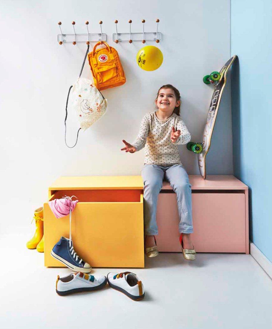 Flexa Play skrzynia na zabawki z siedziskiem Flexa