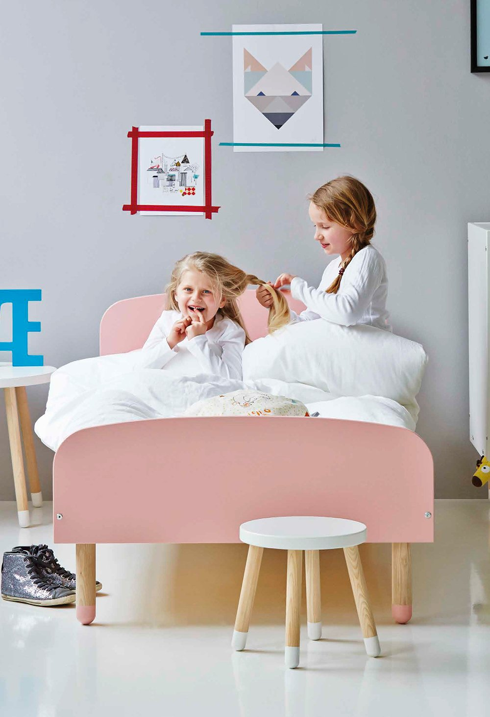 Flexa Play nowoczesne łóżka dziecięce
