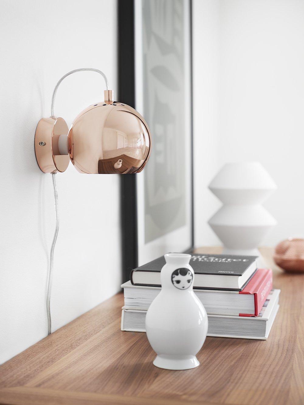Lampy ścienne Ball do każdego wnętrza