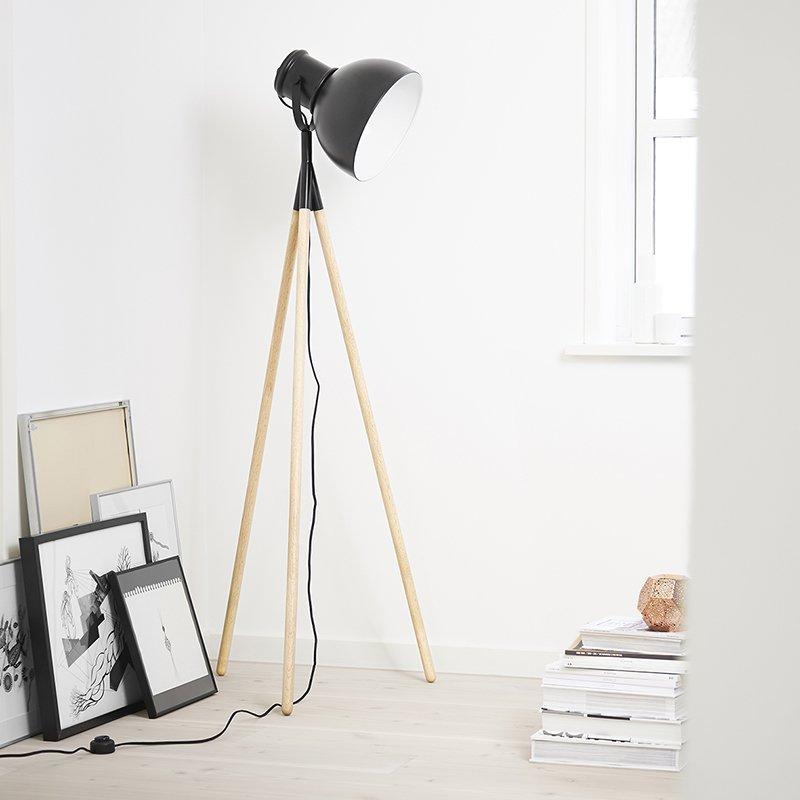 Lampa Sliptit w stylu industrialnym