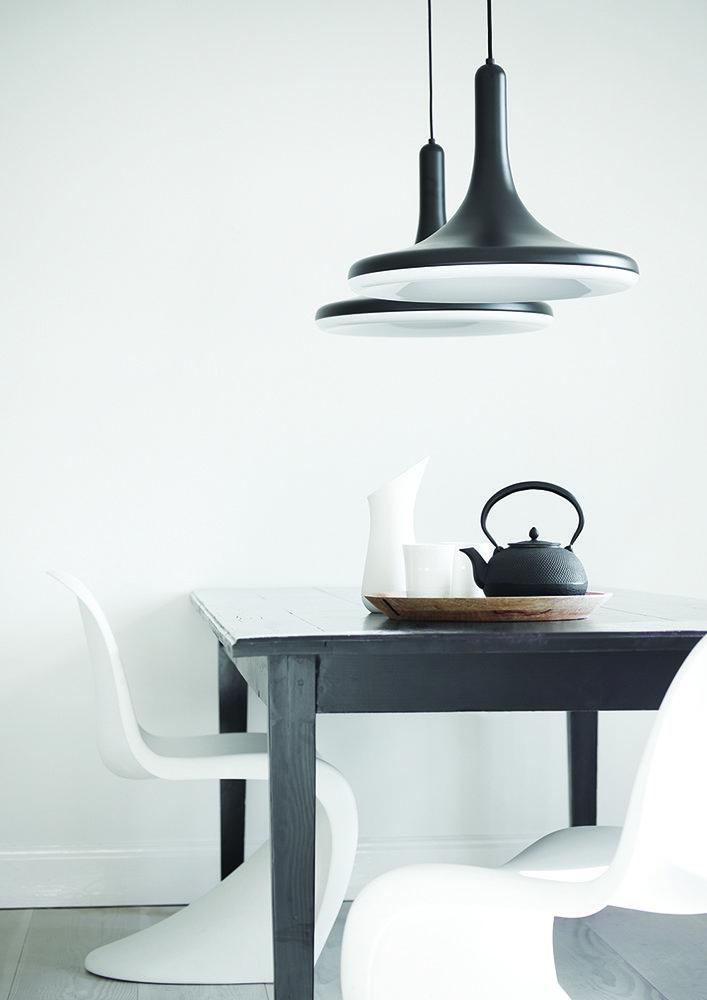 Nowoczesne lampy wiszące marki Frandsen