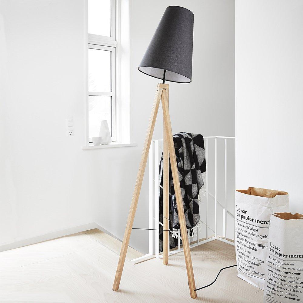 Stylowe lampy podłogowe Splitit Frandsen
