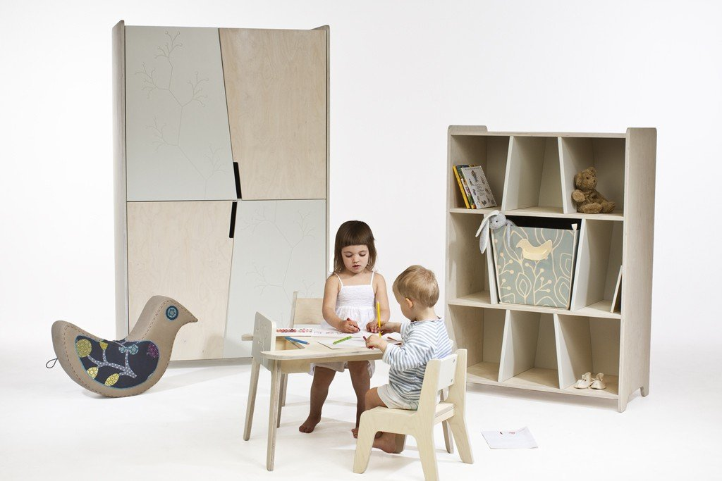 Designerskie meble dziecięce KuKuu