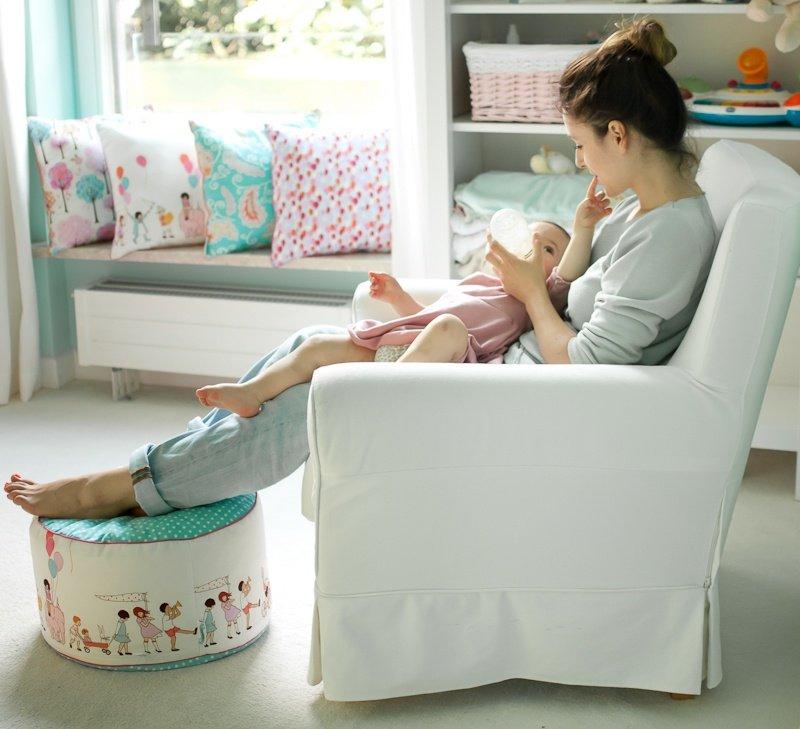 designerskie pufy do pokoju dziecięcego Lamps and co