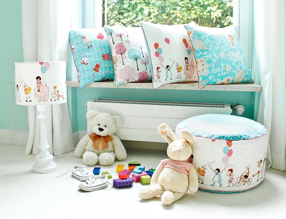 Piękne dodatki do pokoju dziecięcego Lamps and co