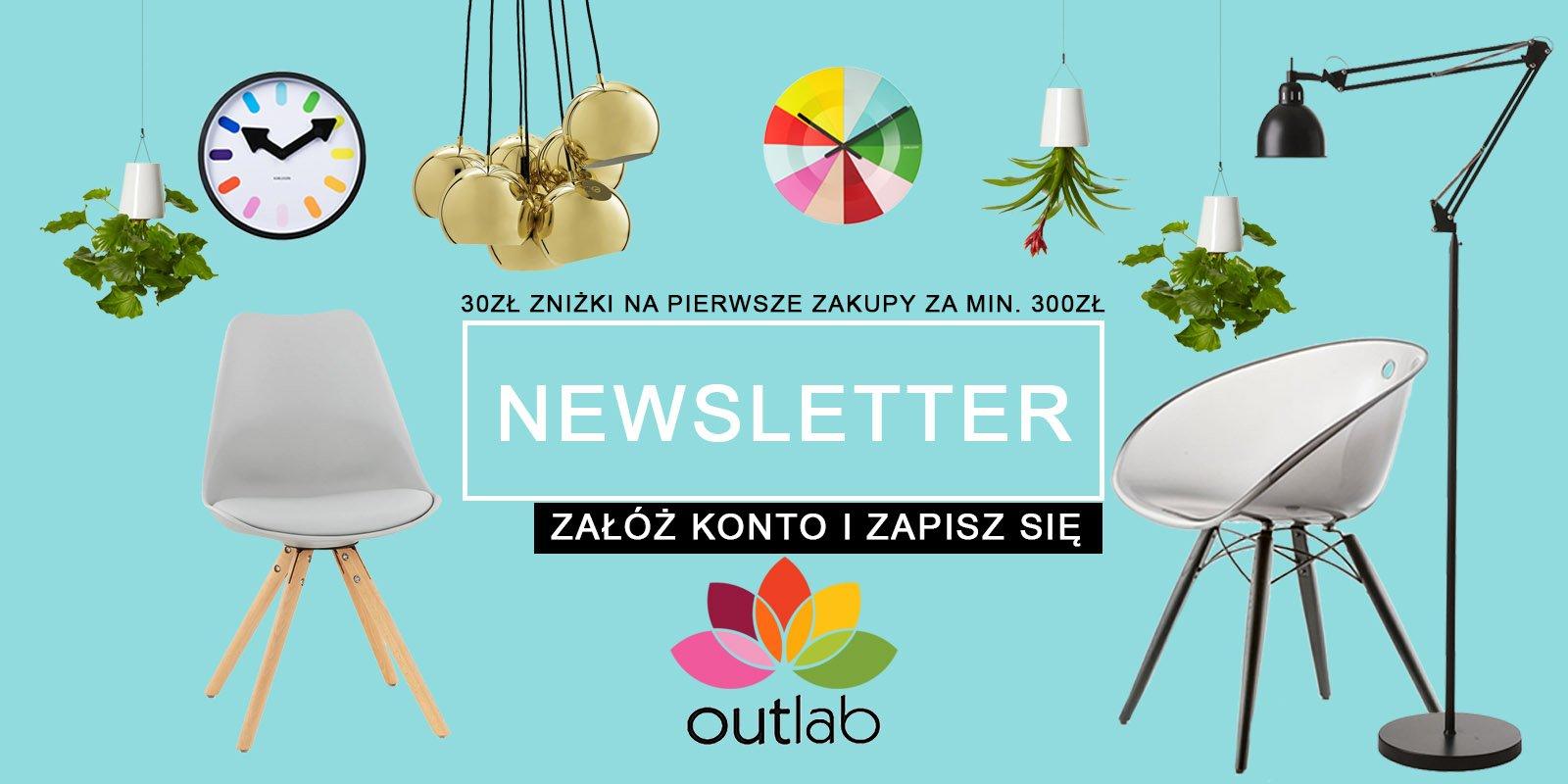 Zapisz się do newslettera OUTLABSKLEP.pl