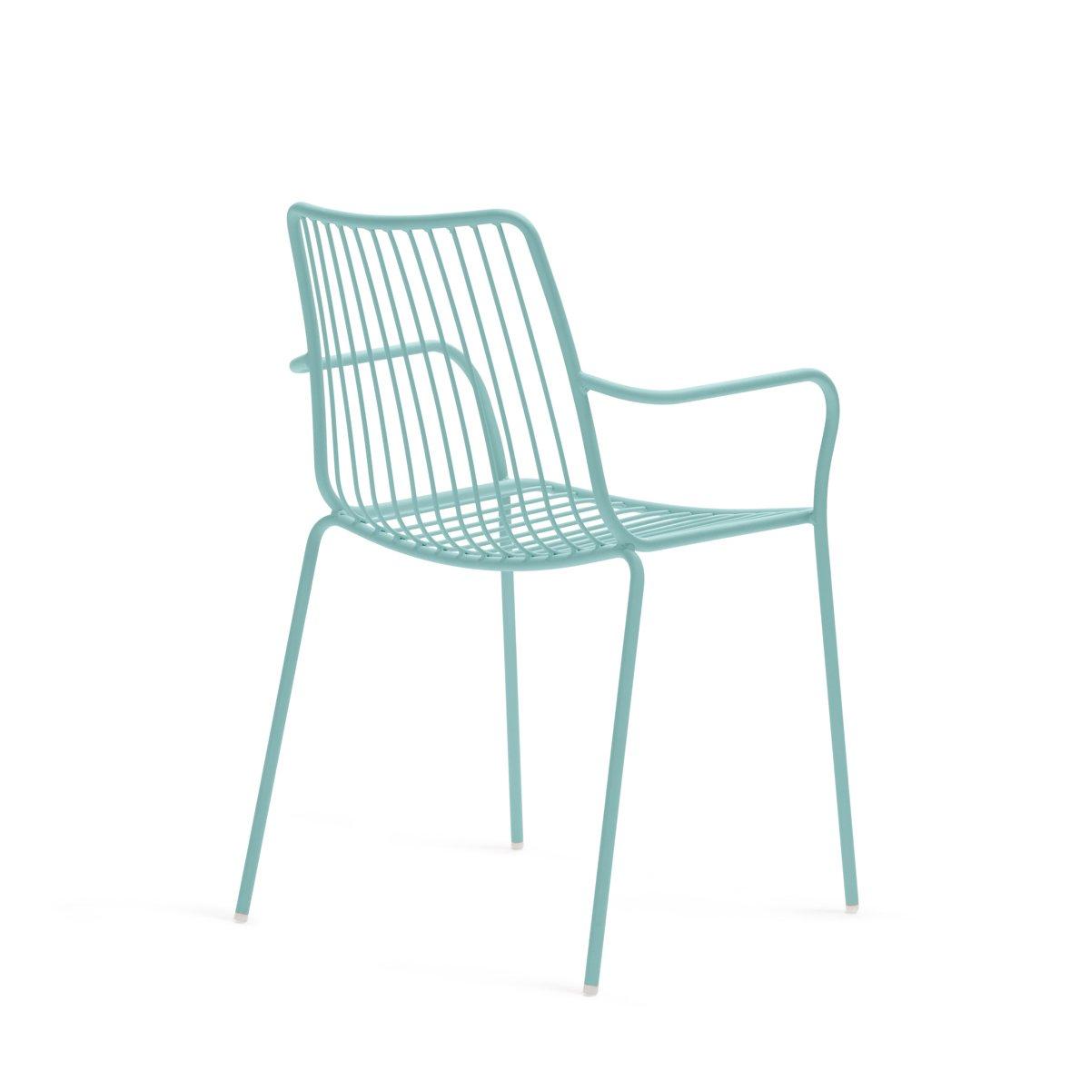 Krzesła na taras oraz do ogrodu Nolita Pedrali
