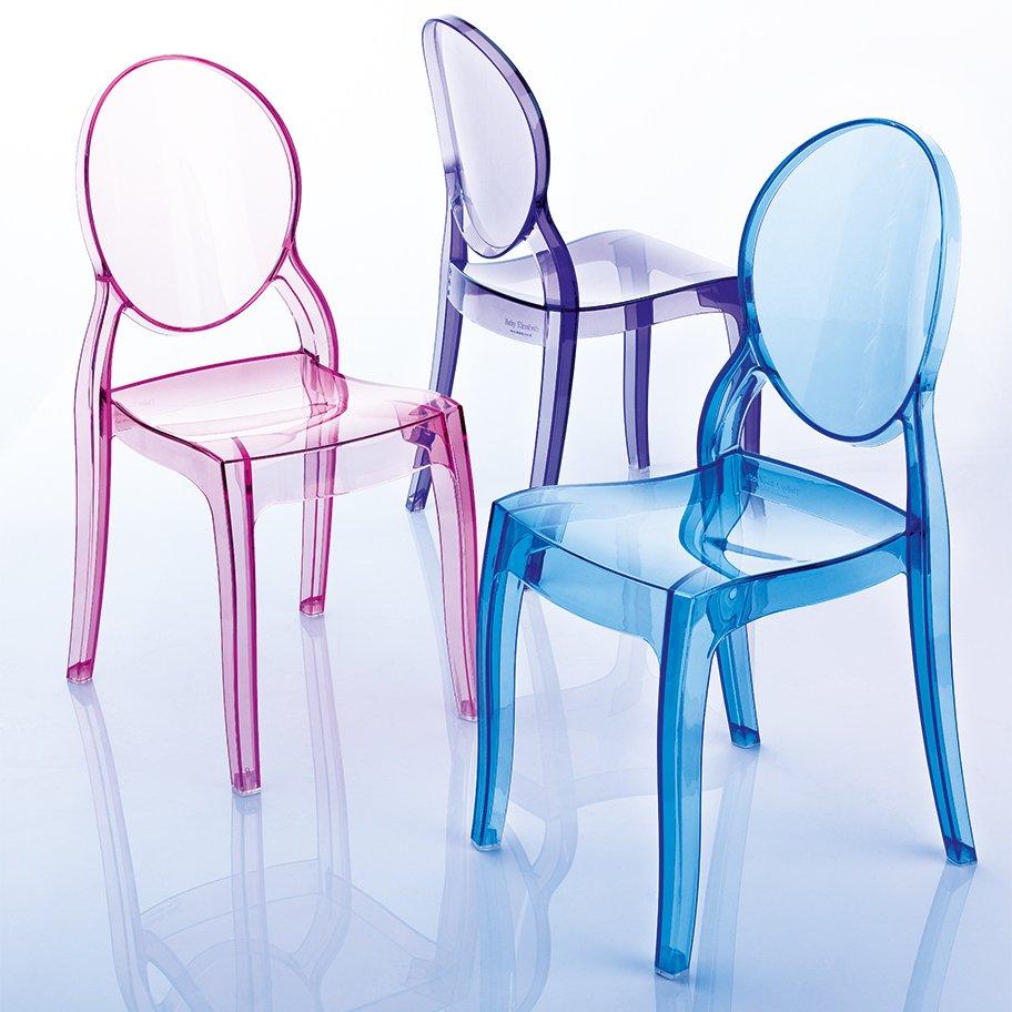 Krzesła dziecięce Baby Elizabeth Siesta