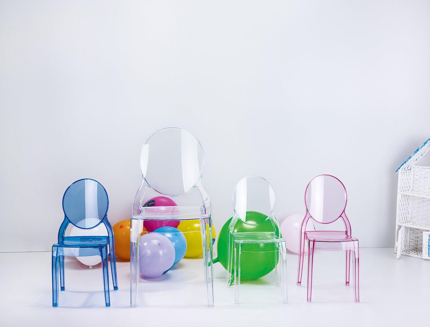 Designerskie krzesła do pokoju dziecinnego Baby Elizabeth