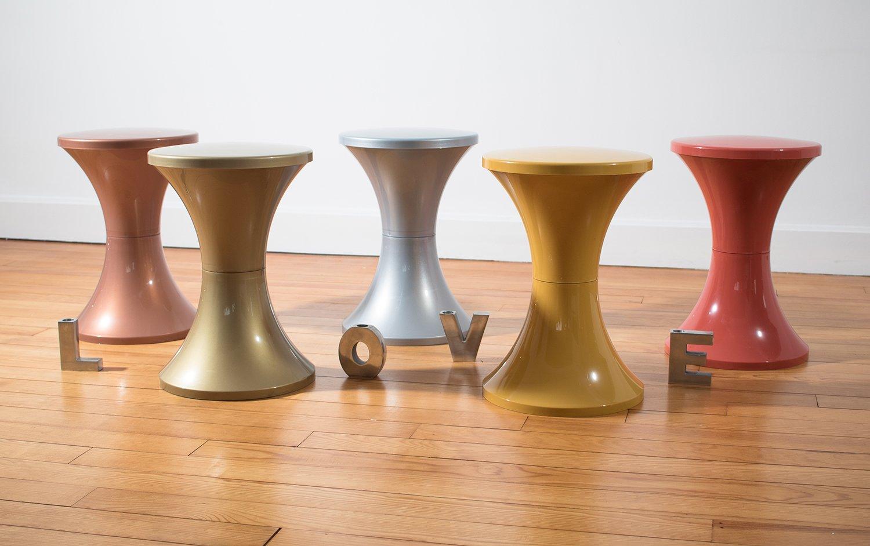 Nowe kolory stołków Tam Tam Pop