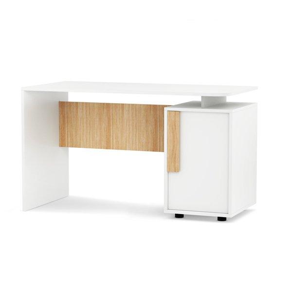 Białe biurko Click Timoore