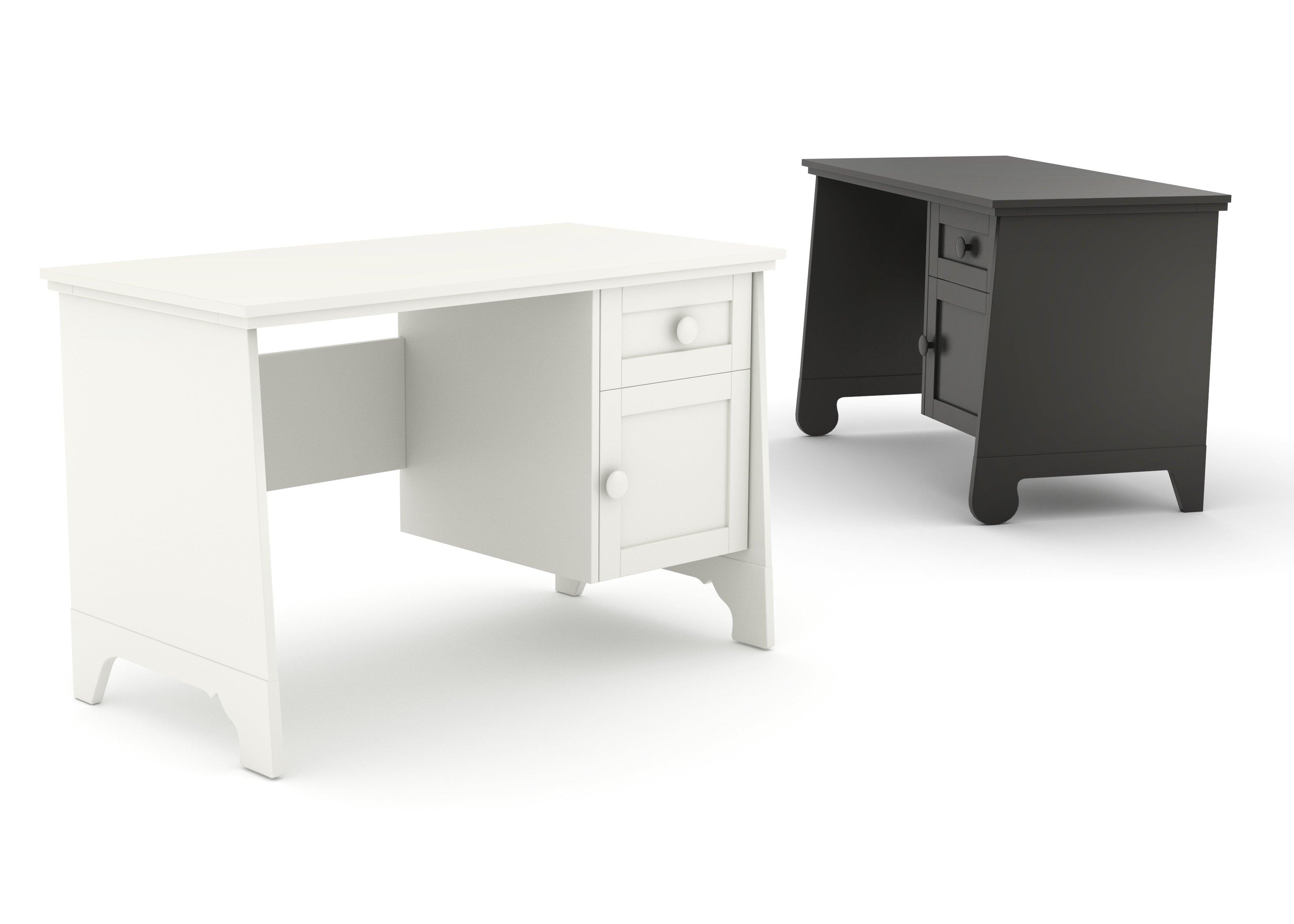 Clariss stylowe biurko dziecięce i młodzieżowe