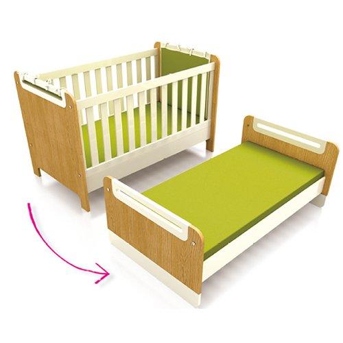 Designerskie łóżeczko dziecięce First z serii First Timoore