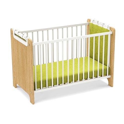 Designerskie łóżeczko dziecięce Goo z serii First Timoore