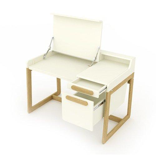 Piękne, designerskie biurko First Timoore