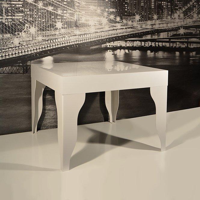 Błyszczący stolik do salonu Kordoba