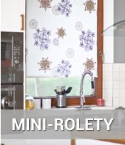 Mini rolety - tanie, praktyczne i wygodne zaciemnianie wnętrz.