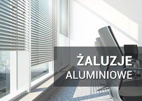 Żaluzje aluminiowe - wciąż bardzo praktyczne, tanie i skuteczne w walce z słońcem