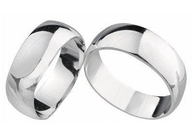 957d2bafbf Obrączki srebrne dla par z grawerem – grawerowane