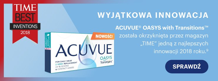 Acuvue Oasys with Transiotions
