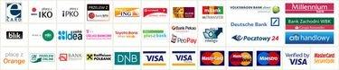 Płatności eCard